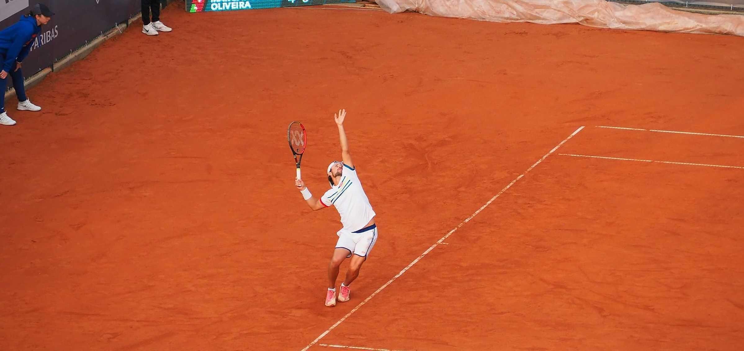 Wielki tenis na kortach Legii