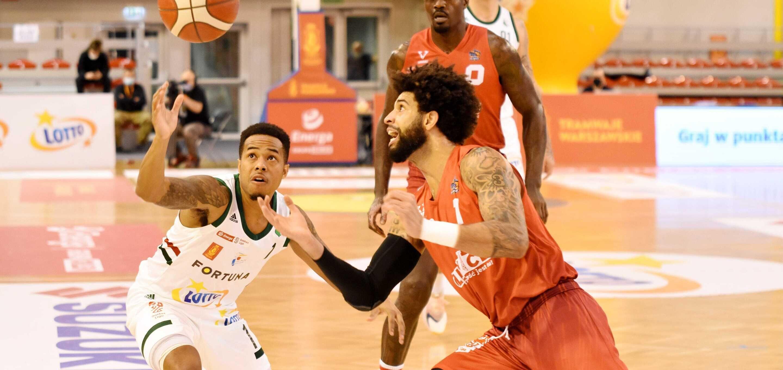 Koszykówka: Jedenaste zwycięstwo Zielonych Kanonierów