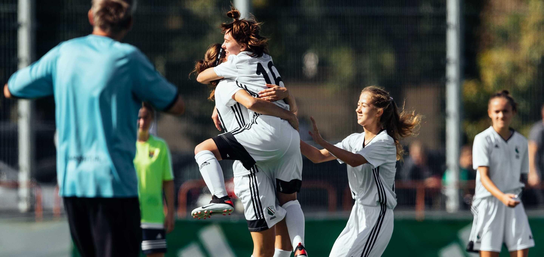 Legia Ladies: Kolejne trzy punkty legionistek