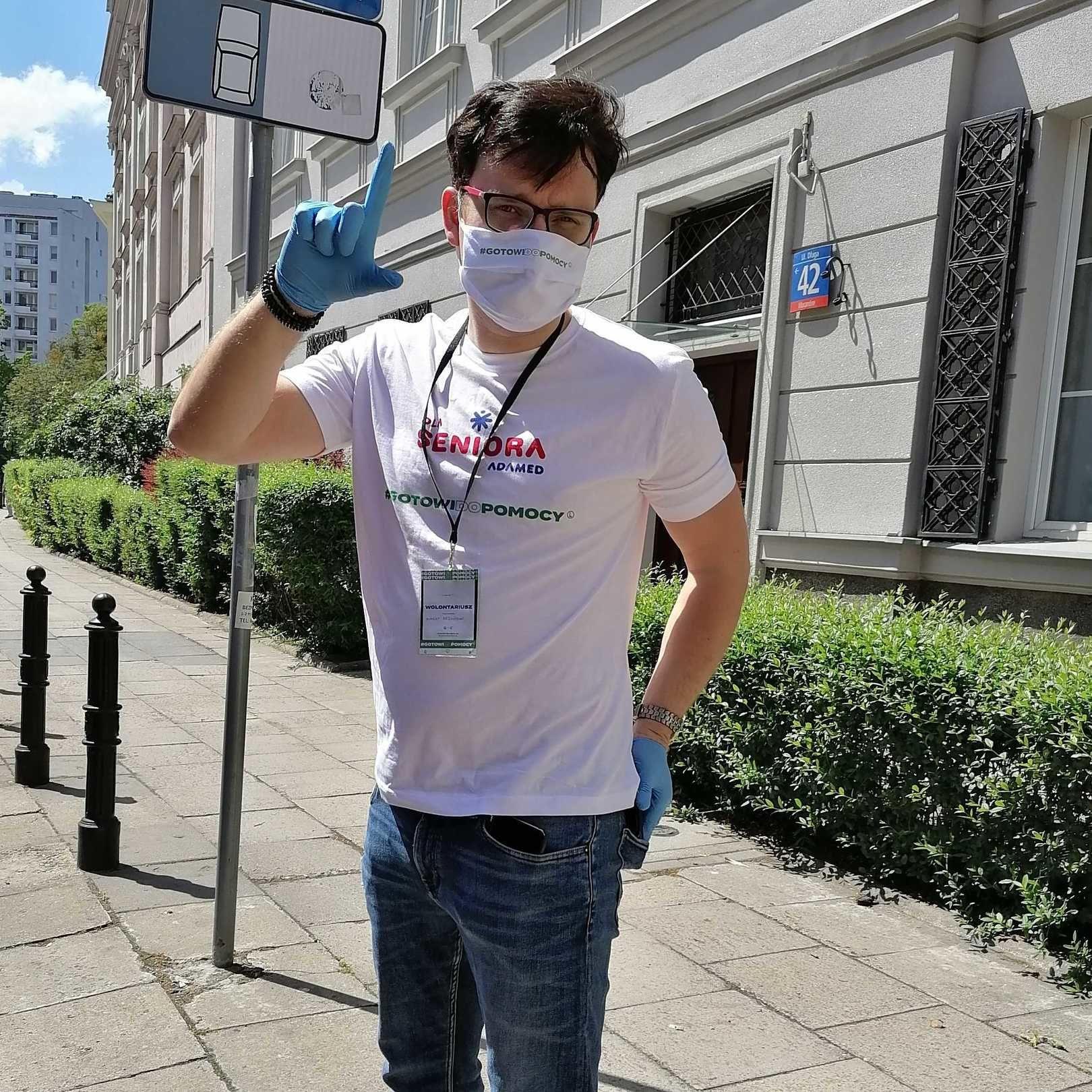 #GOTOWIDOPOMOCY: Przejdziem Wisłę – historia niezwykłego wolontariusza