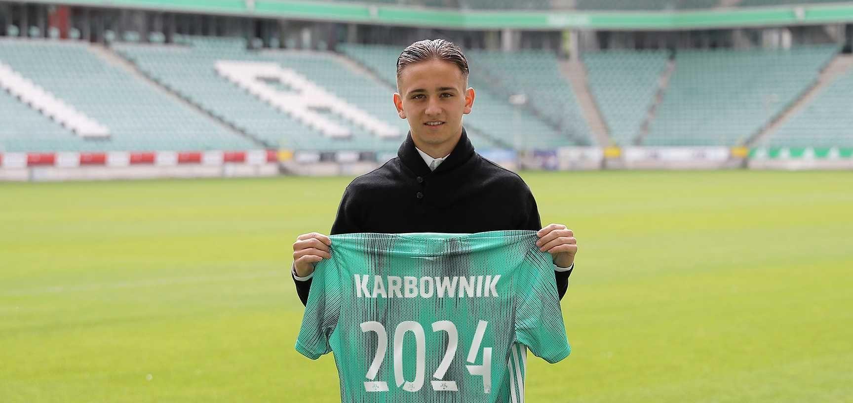 Michał Karbownik 2024!