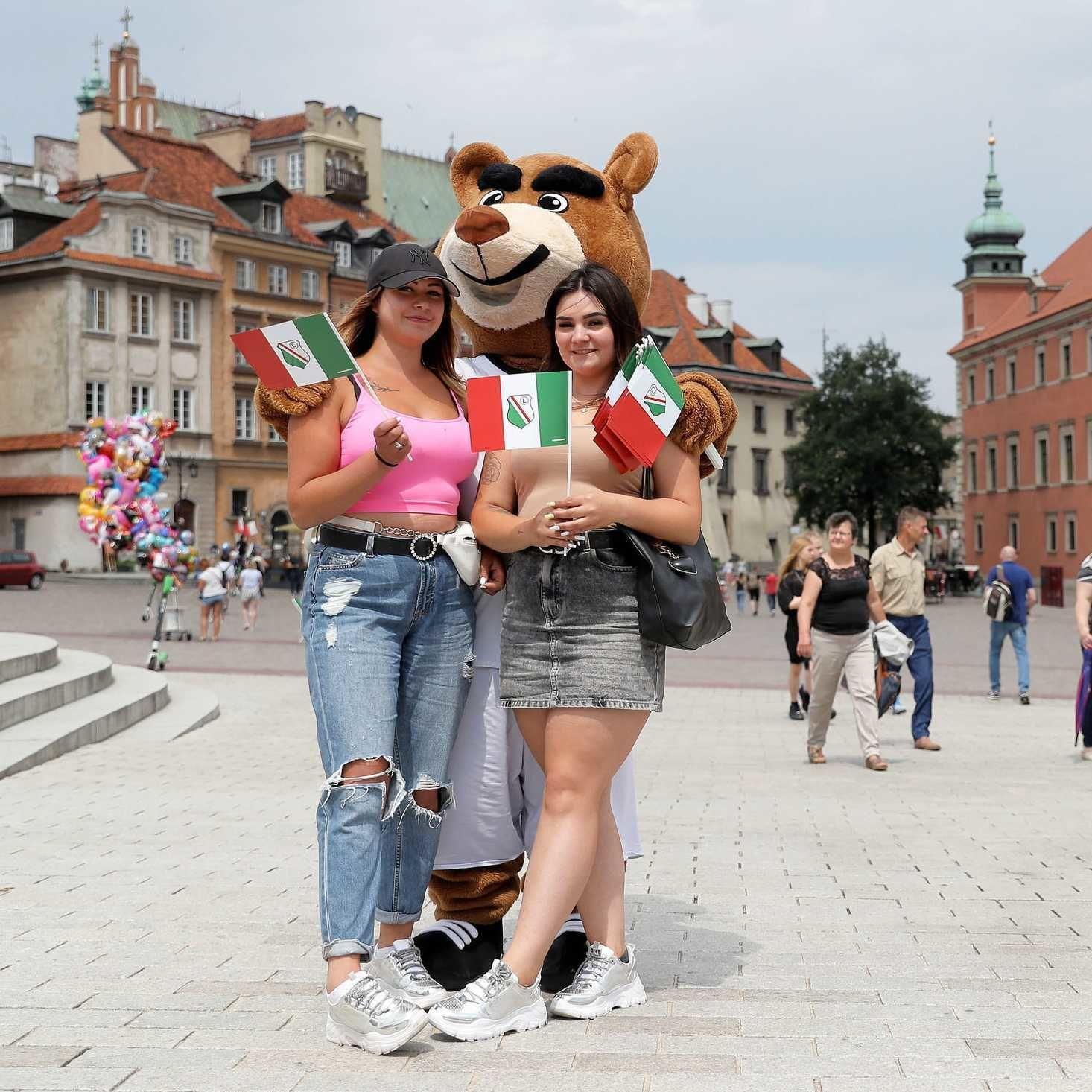 Ruszyliśmy w miasto - Dzień Barwowy w Warszawie! [WIDEO]