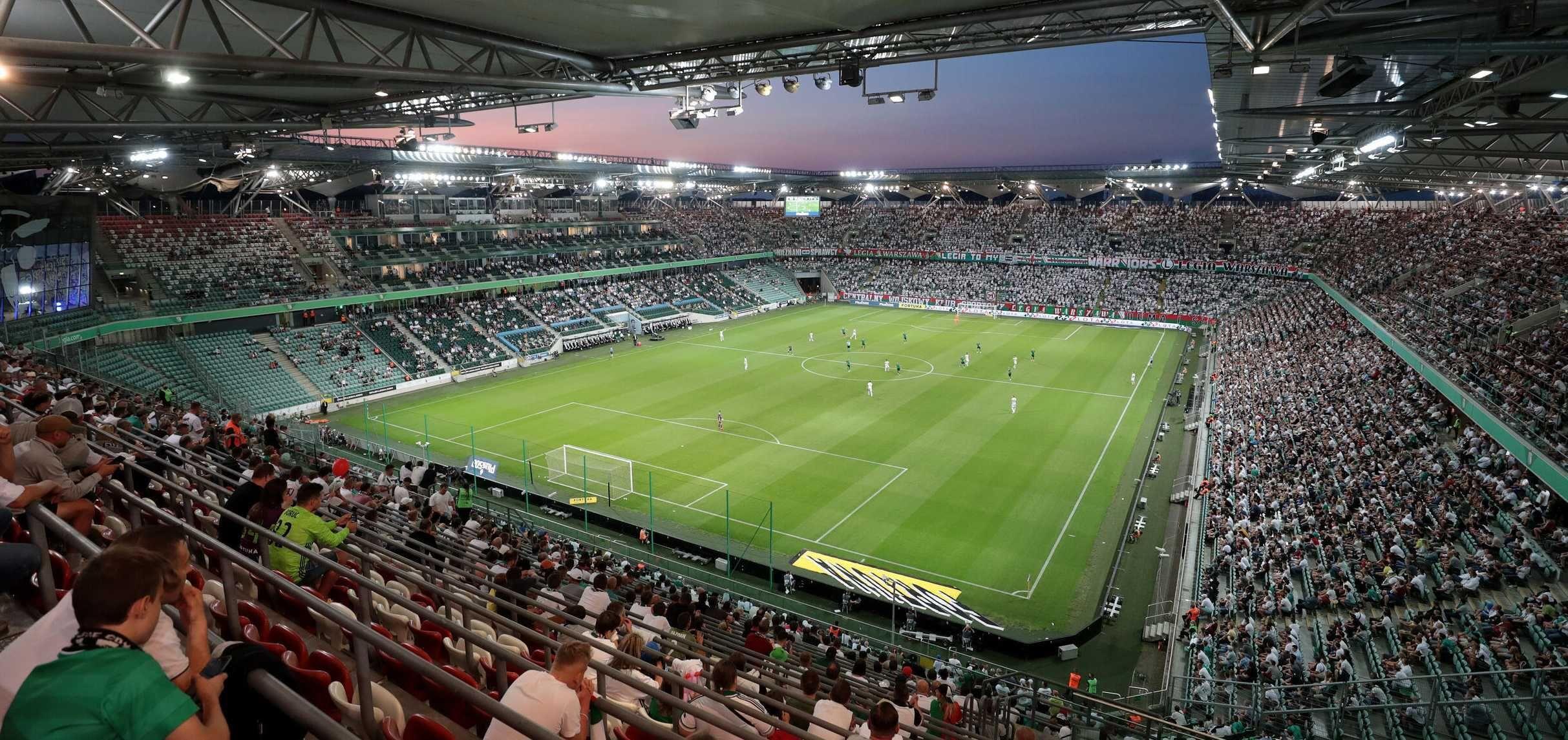 Złóż życzenia na telebimie podczas meczu Legia Warszawa - Wisła Płock