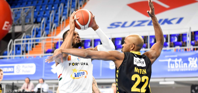 Koszykówka: Krótka przygoda legionistów w Suzuki Pucharze Polski