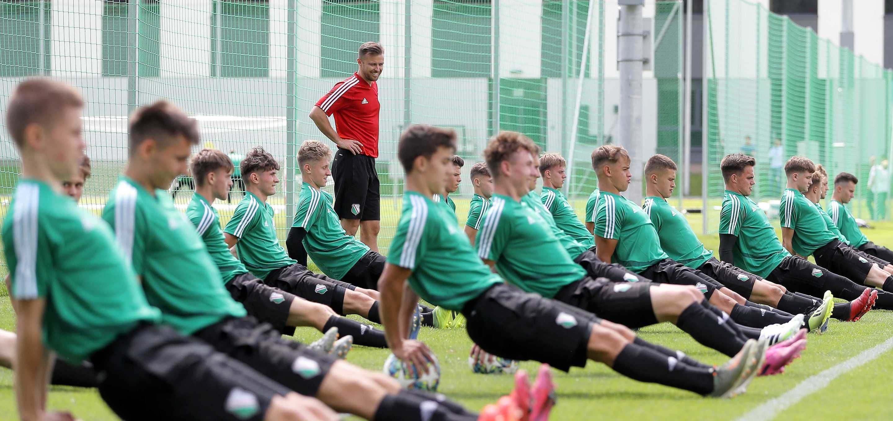 Legia Training Center - startujemy!