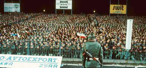 Historia 1981-1990