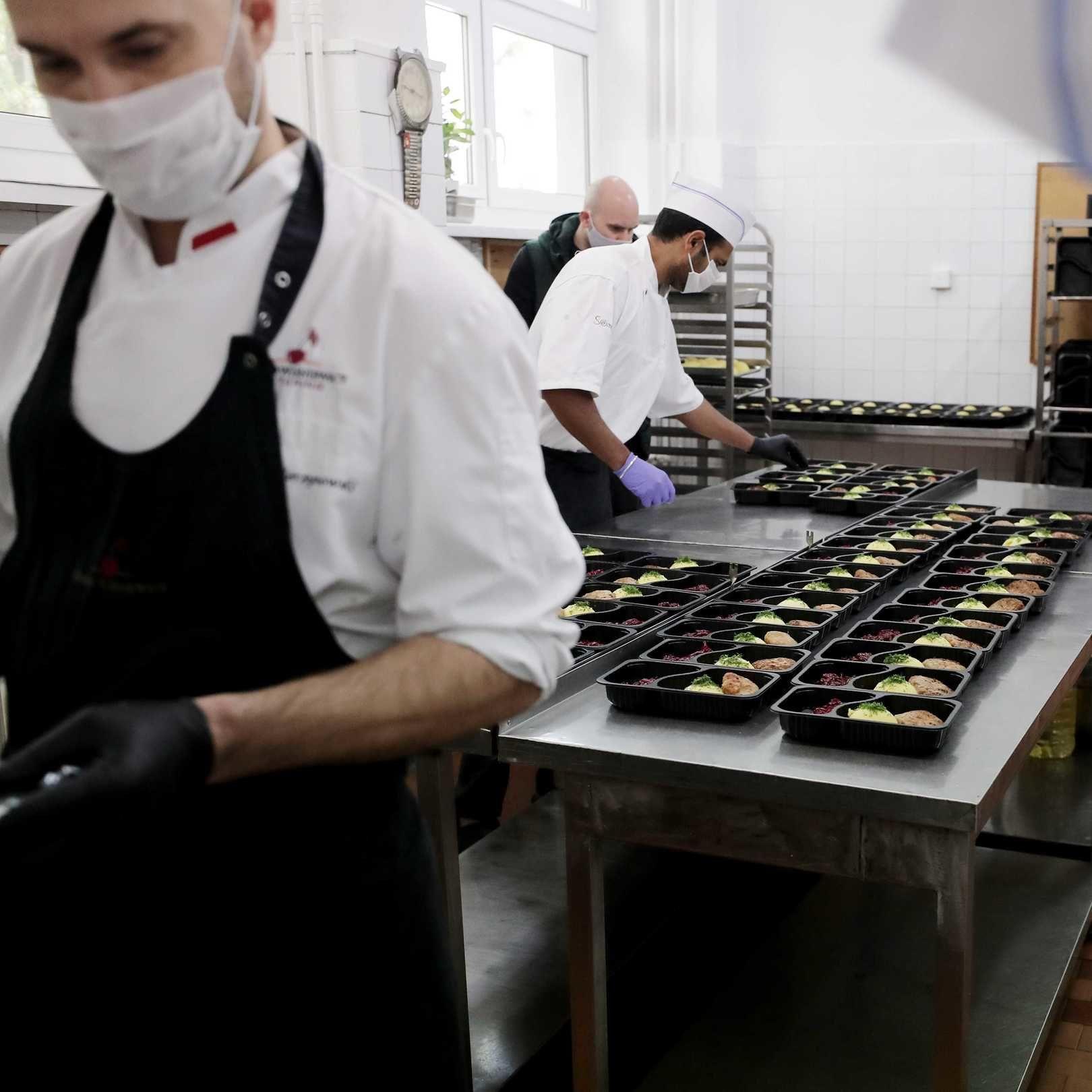#GOTOWIDOPOMOCY: W kuchni Braci Wiśniewskich