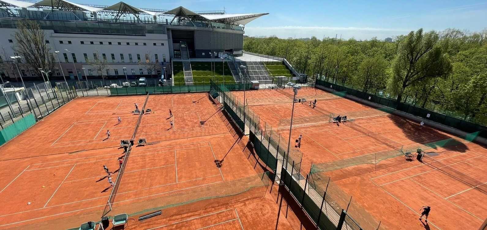 Korty Legia Tenis & Golf REZERWUJ ON-LINE!