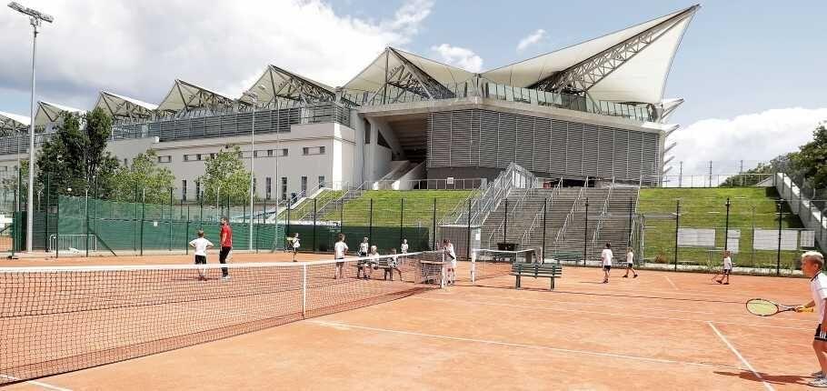 Obozy tenisowe Legii- ruszyły zapisy!
