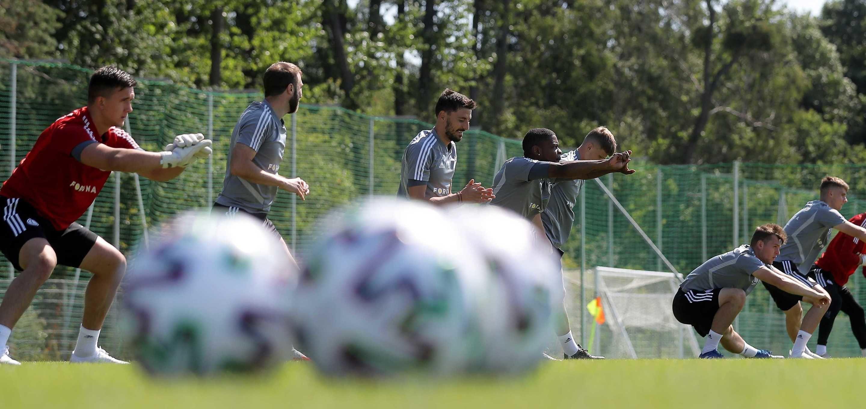 Jest pięknie! Wrażenia po pierwszym treningu w Legia Training Center [Wideo]