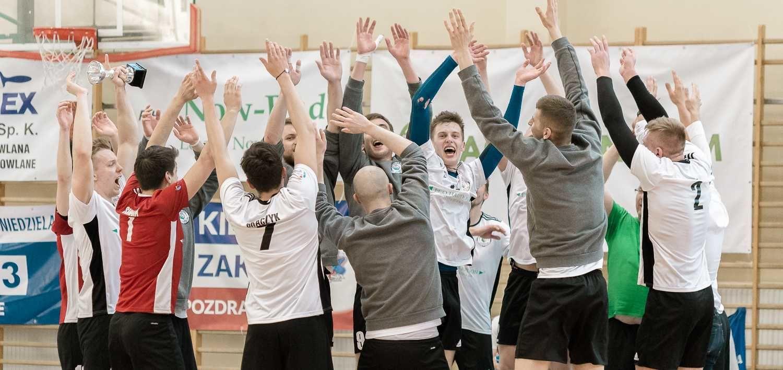 Siatkówka: Legia zwycięzcą City Volley Cup 2020
