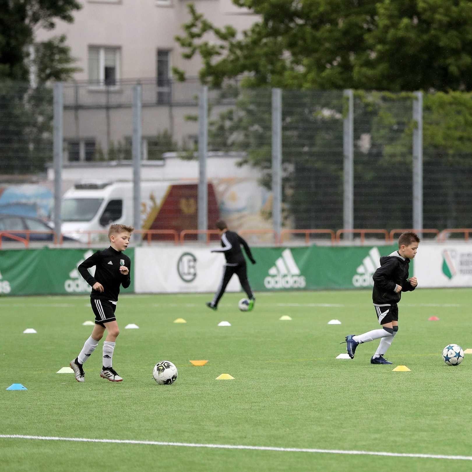 Legia Soccer Schools wróciły do treningów!