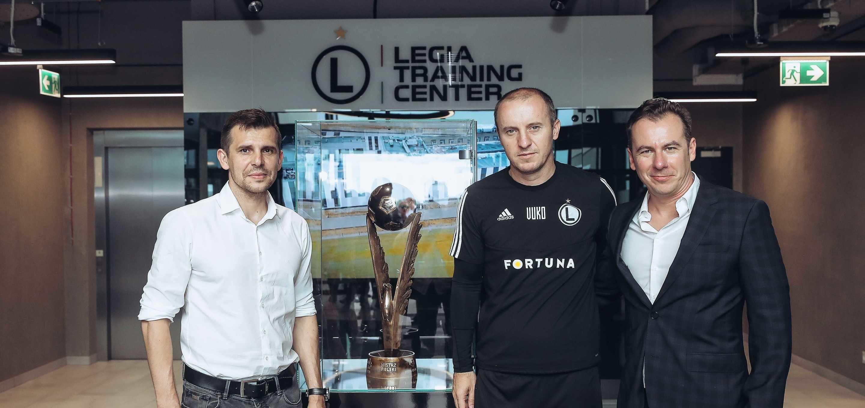 Aleksandar Vuković: Szybko poznamy wartość Legia Training Center