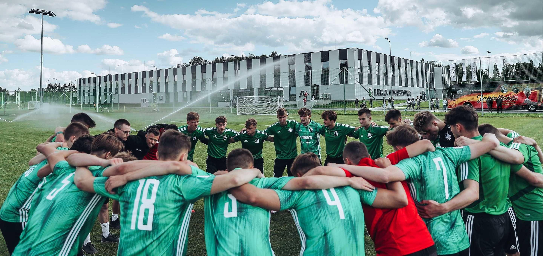 Pierwszy mecz w LTC: Legia U18 - Jagiellonia U18 2:1