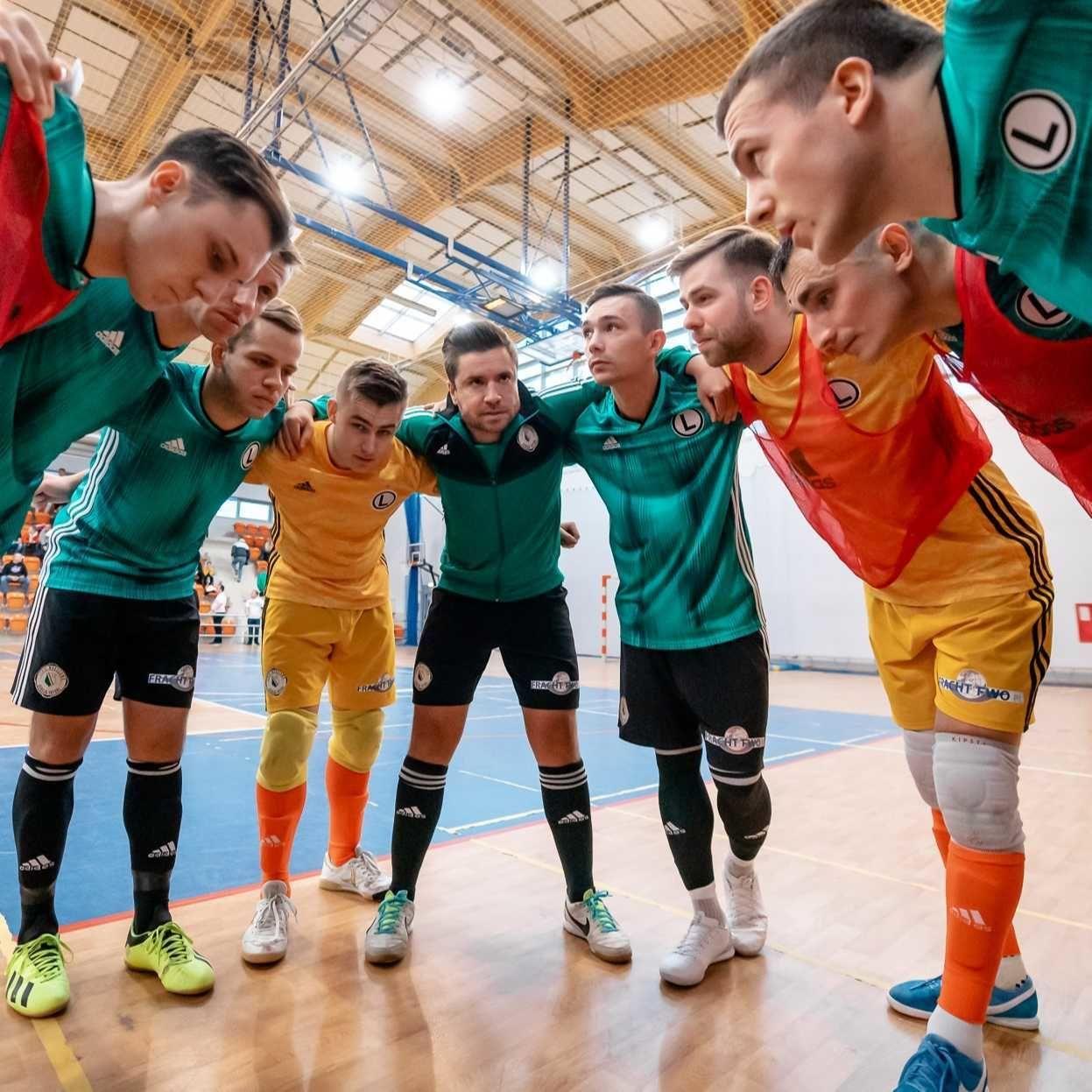Legia Futsal: Nabór do drużyny