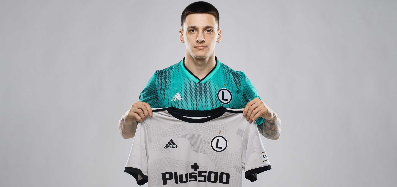 Nazarij Rusyn zawodnikiem Legii