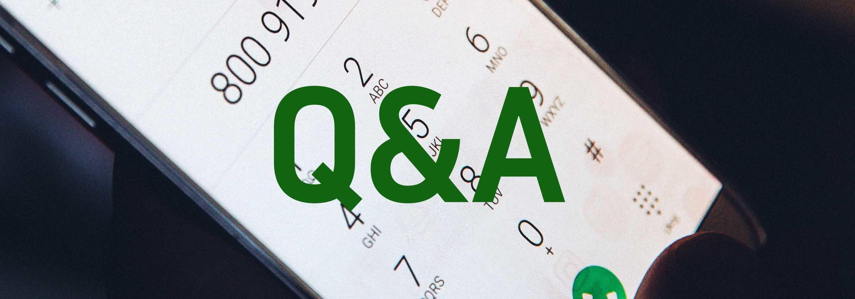 #GOTOWIDOPOMOCY: Telefon Pomocowy - Pytania i odpowiedzi [Q&A]