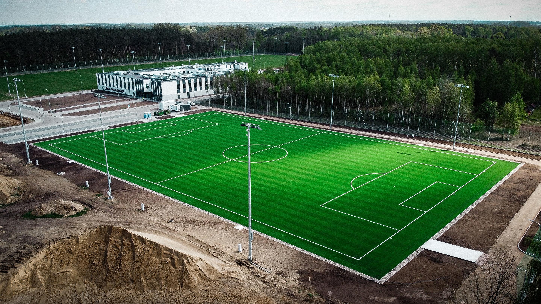 Legia Training Center - tak się buduje przyszłość klubu