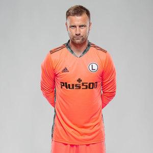 Produkt Koszulka bramkarska adidas 2020/21 pomarańczowa