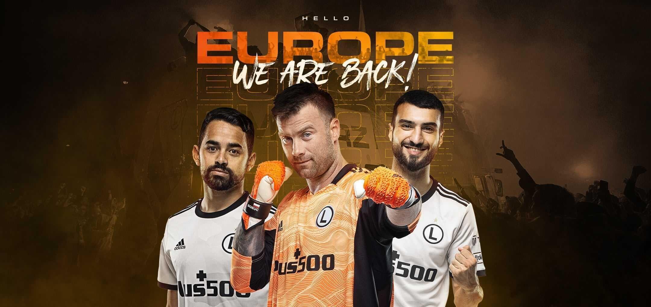 Sprzedaż zamknięta pakietów na mecze Ligi Europy UEFA w sezonie 2021/22