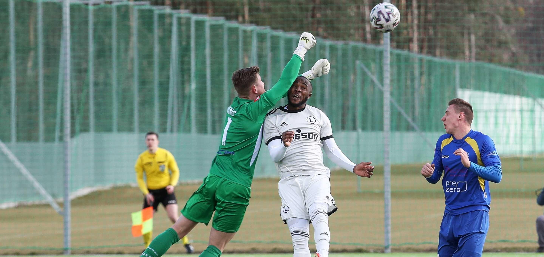 III liga: Porażka rezerw z Olimpią w Zambrowie