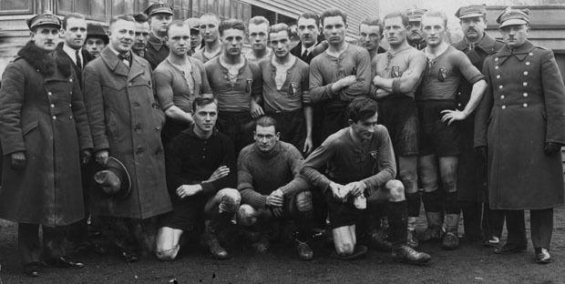 Historia 1916-1918