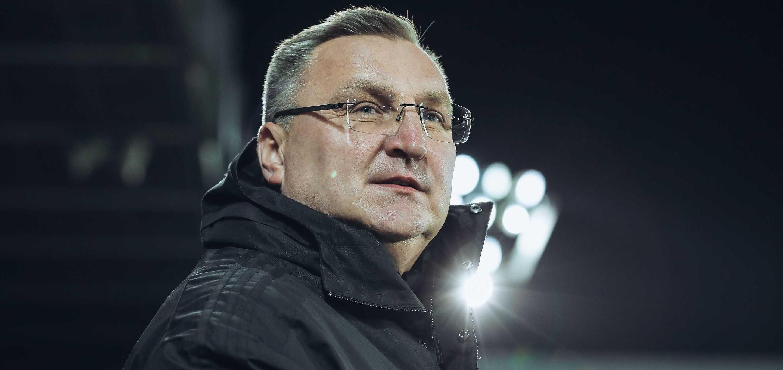 Czesław Michniewicz najlepszym trenerem marca
