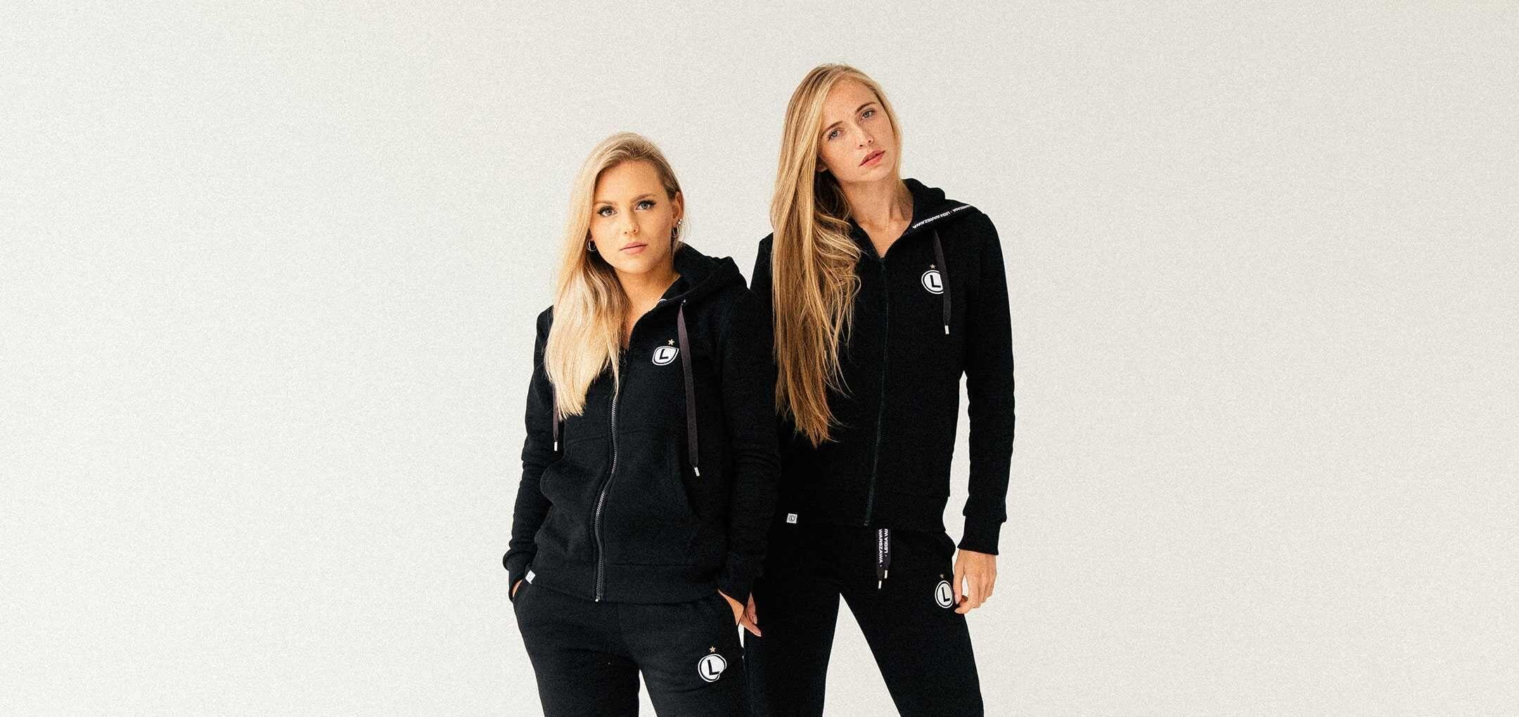 Nowe damskie ubrania w Legia FanStore!