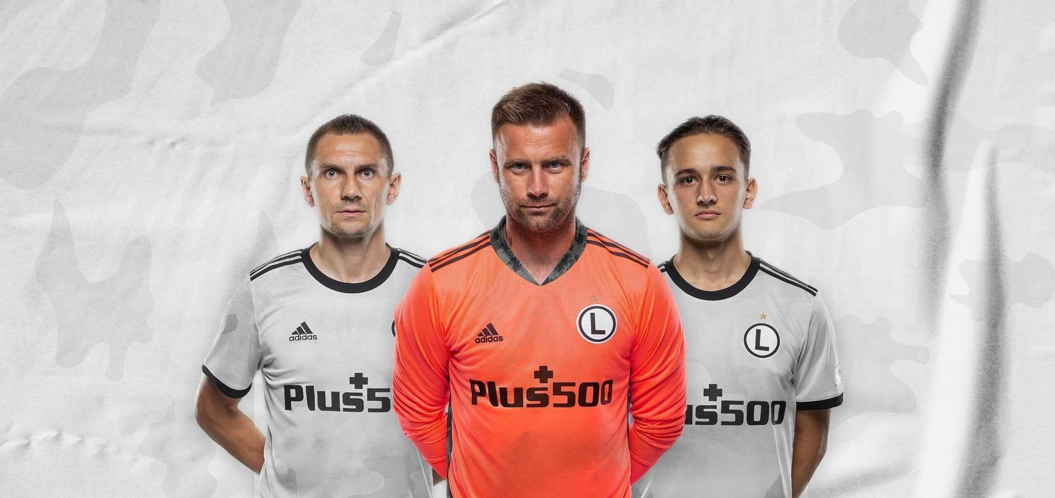 Kup koszulkę meczową – bilet na mecz ze Śląskiem otrzymasz gratis!