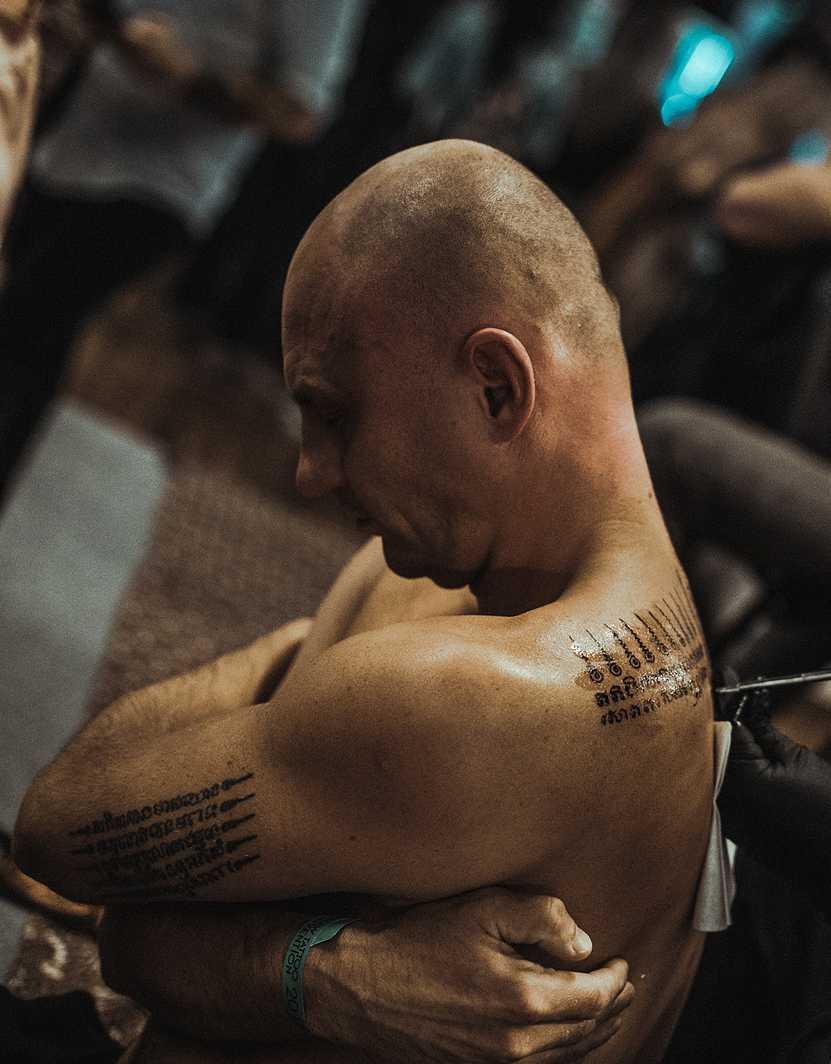 7. Konwent Tatuażu na Legii