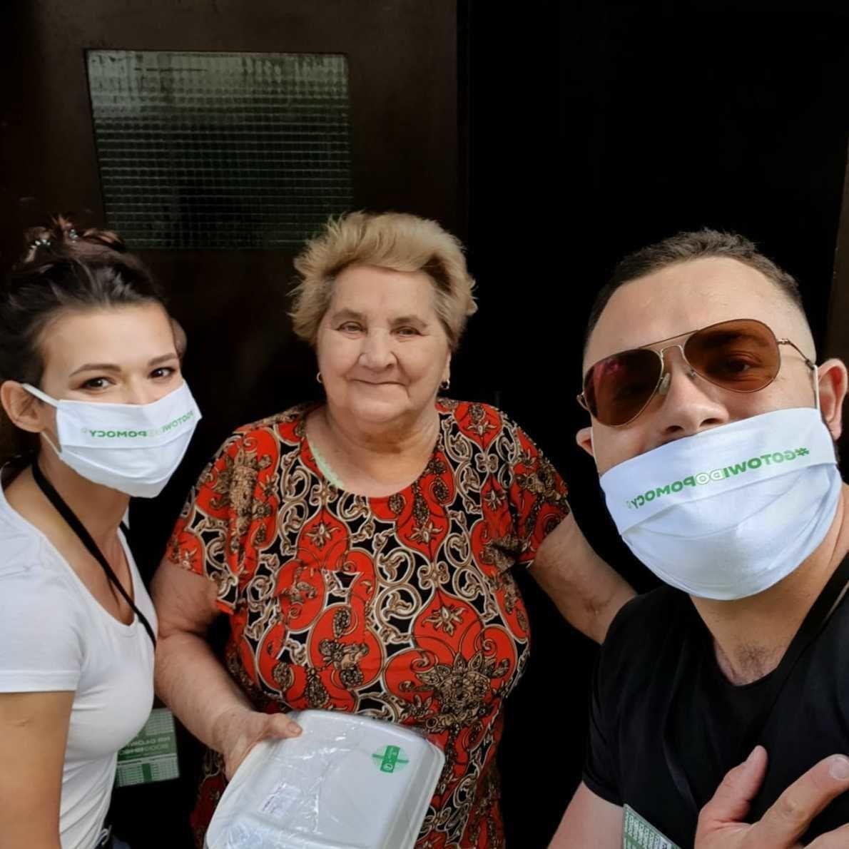 #GOTOWIDOPOMOCY: Legia Kosz i inni wciąż w akcji!