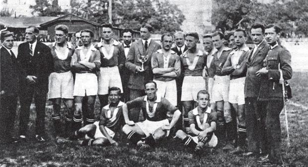 Historia 1918-1930