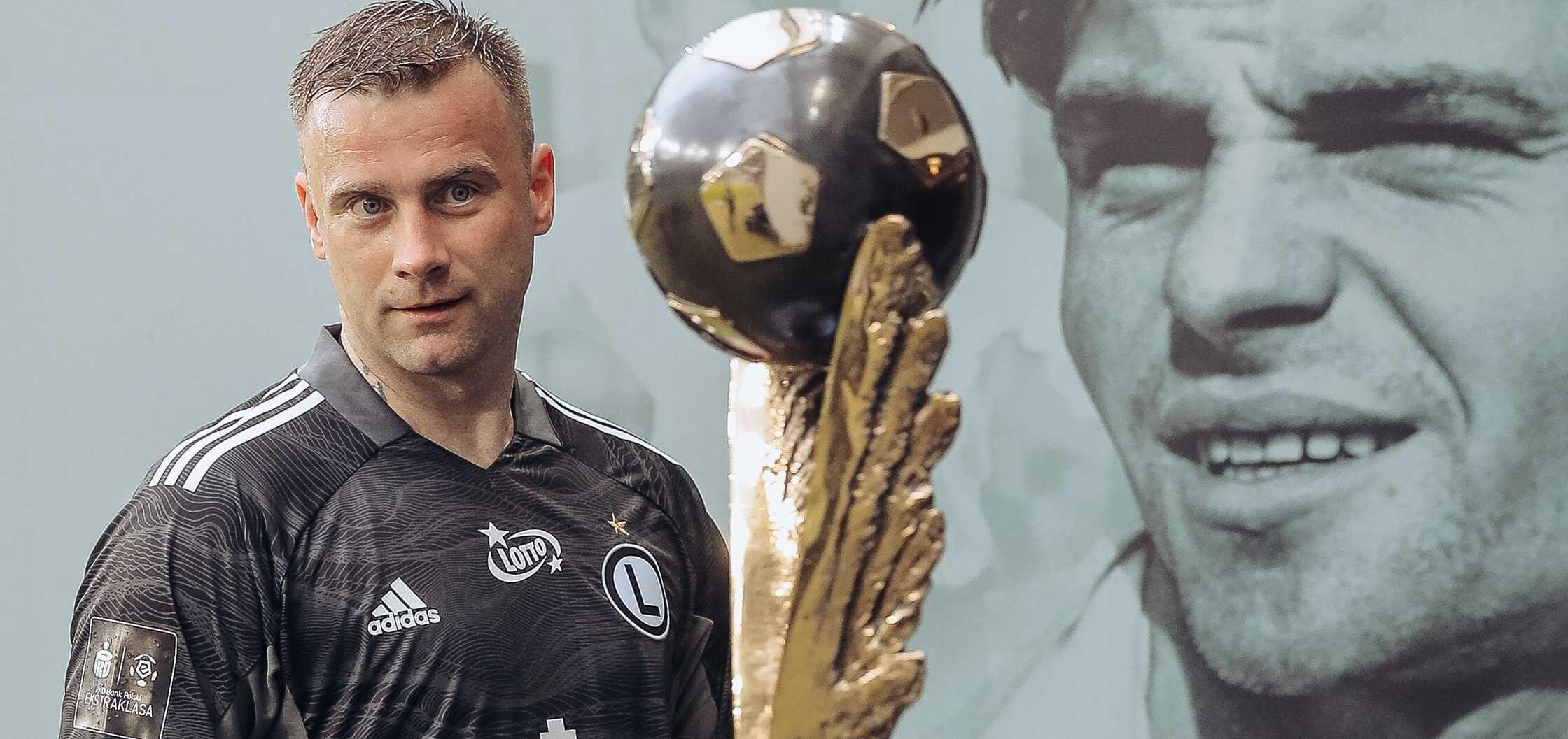 Artur Boruc: Wróciłem po to, żeby grać z Legią w Europie