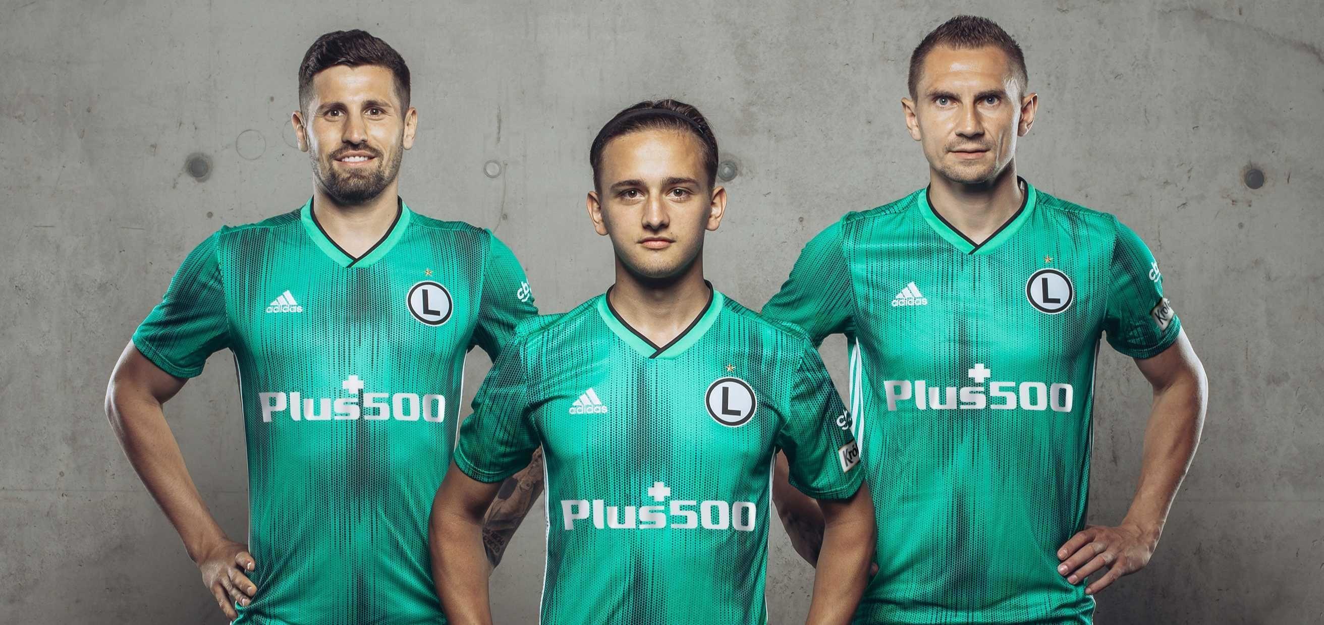 Plus500 głównym sponsorem Legii Warszawa