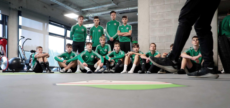 Akademia: Pierwsze testy i treningi drużyn w 2021 roku [ZDJĘCIA]