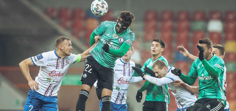 Podbeskidzie - Legia 1:0. Falstart