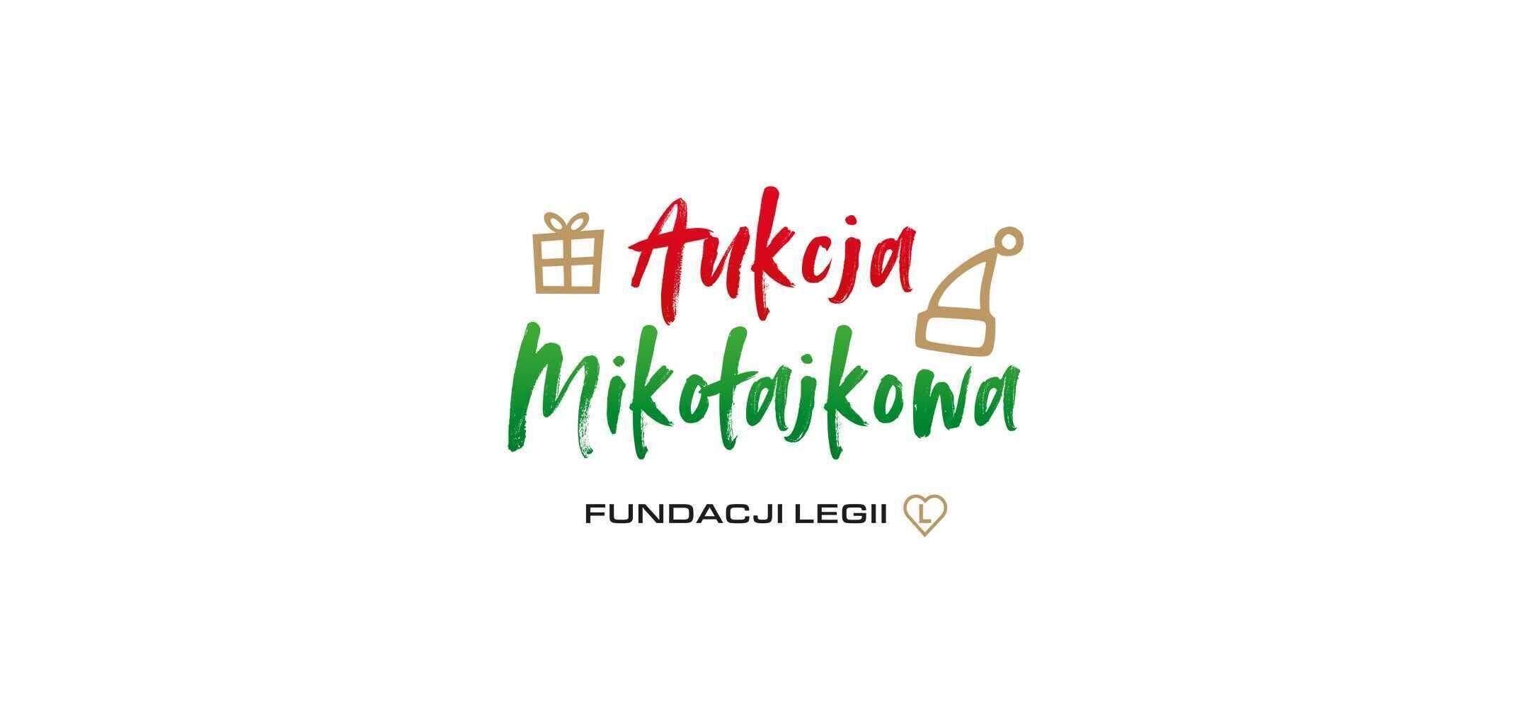 Mikołajkowa Aukcja Fundacji Legii: ponad 34 tys. zł dla seniorów